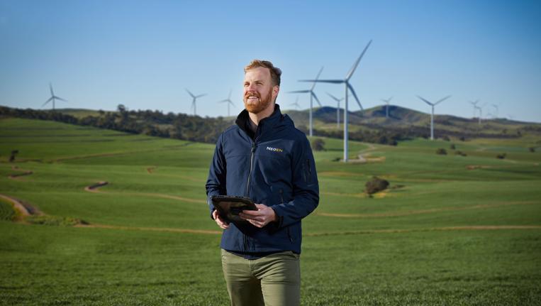 Tom windfarm